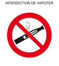 Interdiction_vapoter - Cigarette électronique